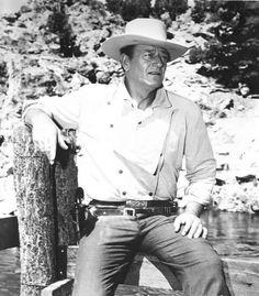 John Wayne ~ North To Alaska