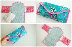 Você pode fazer um porta fraldas trocador para facilitar a sua vida quando precisar trocar o seu bebê. Dicas para Fazer um Porta Fraldas ...