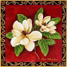 square-magnolia-on-burgundy