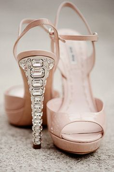 Top 5 Cute High Heels Inspirations To Complete Your Girly Style