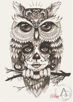 body owl art tattoo mystic drawing clipart - owl tattoo black and white PNG image with transparent background png - Free PNG Images Future Tattoos, Love Tattoos, Black Tattoos, Body Art Tattoos, Tatoos, Owl Thigh Tattoos, Arabic Tattoos, Anchor Tattoos, Bird Tattoos
