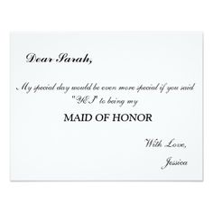 Elegant Black Gold Bridesmaid Thank You Script Postcard  Minimal