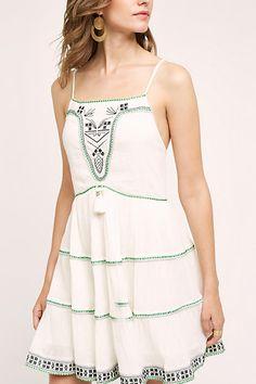 Talara Tassel Dress
