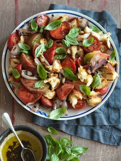 essential panzanella