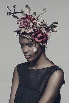 Ugly lovely millinery...