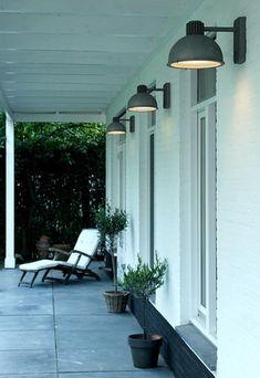 Frezoli Industrial Lighting Raz Outdoor Italy Manufactory - All For Decoration Backyard Lighting, Outdoor Lighting, Outdoor Decor, Exterior Wall Light, Exterior Lighting, Industrial Lighting, Vintage Lighting, Outdoor Walls, Outdoor Spaces
