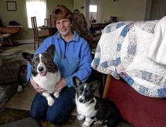 When Nancy Willoughby was growing up in Syracuse, N.Y., her parents wouldn't let her have a dog.