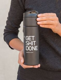 A reusable travel mug. | 27 Things That'll Save You A Shitload Of Money In The Long Run