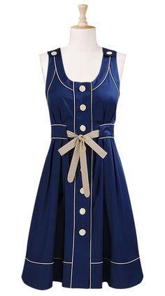 I love this dress - plus (bonus points!) I could nurse in it!
