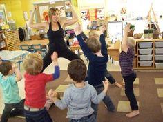 Kindergarten Yoga Watertown, Massachusetts  #Kids #Events