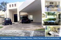 Magnifica casa ubicada en Residencial Villa Magna.   #cancuncentro #bienesraices #villamagna #casaenventa