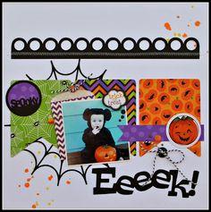 Scrap Playground: Doodlebug Halloween...Eeek!