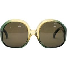 10228034dcb0 VINTAGE CHRISTIAN DIOR OVERSIZED SUNGLASSES at 1stdibs ❤ liked on Polyvore