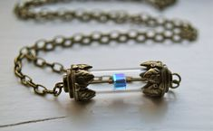 Tesseract  Necklace (also available in bracelets)  $20.20 AUD #loki #thor #avengers