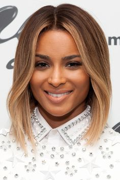 Not long hair, but not quite short either, long bobs are versatile enough for straight or wavy styles.