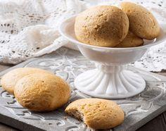 Κουλουράκια βουτύρου με αμμωνία Food Categories, Biscotti, Muffin, Ice Cream, Eggs, Easter, Cookies, Breakfast, Sweet