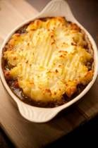 British Cuisine for the Olympics: Easy Cottage Pie Recipe