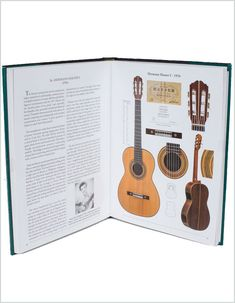 Sunny Knoll Publishing | A Collection of Fine Spanish Guitars from Torres to the Present – 2nd Edition