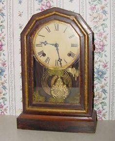 Grandfather Clocks Mantle On Pinterest Grandfather