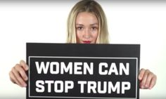 Watch These Actresses Rally Women To Stop Donald Trump