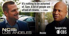love NCIS los angeles