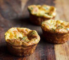 Mini Frittatas | 31 Fun Treats To Make In A Muffin Tin
