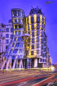 Dancing House  Prague by Ali Davoudi on 500px