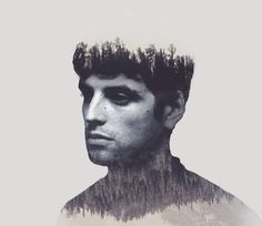 a Trendy Double Exposure Effect in Adobe Photoshop