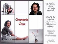 uitnodiging communie