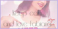 """Sogni  di Marzapane: Recensione: """"Keep calm and love Fabiana"""" di Vivien..."""