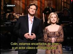 Colin Firth Monologue ...