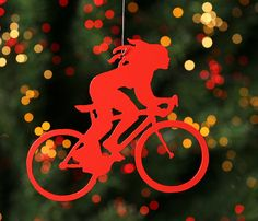 Sexy Girl Road Bike Rider Red Bicycle by ShineOnSportyGirl on Etsy -