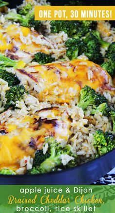 This is CRAZY GOOD and so fast and easy! Its sweet, tangy, and cheesy AND its all in one skillet in less than 30 minutes! Family FAV! Carlsbad Cravings