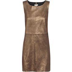 Joie Sonata Leather Dress #sdNightOut