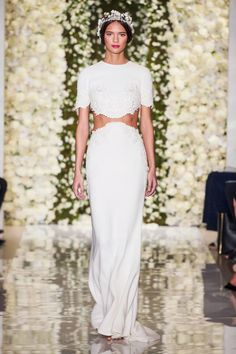 Anti-princess brides will LOVE these unique wedding dress trends