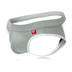 WANGJIANG Men's Soft Breathable Briefs Thong Jockstrap Low Waist Enhance Pouch Underwear
