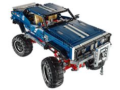 LEGO 41999 Technic 4x4 Crawler Exclusive Edition. Check out our 4.76% promotion off retail price!  Enjoy a further $10 discount if you self collect your purchase! Delivery within Singapore. LEGO® is a trademark of The LEGO Group of companies. Chucklingbaby.com is independent of The LEGO Group. All the product images are copyright of The LEGO Group.