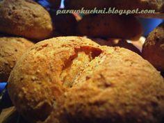 Para w kuchni: Musztardowe bułki