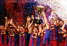 FC Barcelona. Fc Barcelona, Lionel Messi, Soccer Players, Manchester United, The Man, Club, Soccer Stuff, Football, Sports Teams