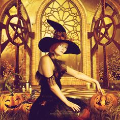 The Good Witch by FairieGoodMother on DeviantArt