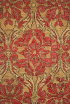 Ткань, Испания, 18 век.