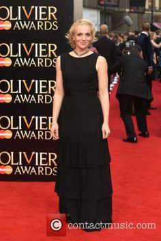 Amanda at The Olivier Awards - 12th April 2015  London