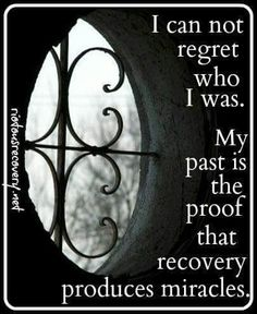 Anything is possible in recovery