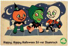 Doo Wacka Doodles: Six More Months till Halloween, Halloween, Halloween