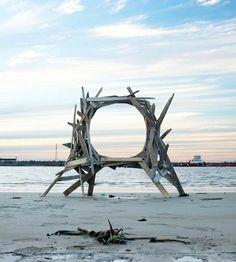 Human Debris – The sculptures of Jeremy Underwoods   Ufunk.net