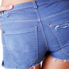 How To Turn Your Old Jeans Into The Perfect Pair Of Cut-Offs