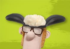 Make a Shaun the Sheep headband! Download a template from the Shaun the Sheep website! Sheep Costumes, Shaun The Sheep, Counting Sheep, A Pumpkin, Trick Or Treat, Costume Ideas, Sunglasses Case, Join, Carving