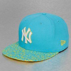 Best Buy New Era Crackle Visor NY Yankees 59Fifty Cap Vice Blue Cyber Yellow  - New Era Fitted Caps (For Sales) 0c8e1e65f9