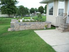 Landscaping on and around the Storm Shelters -- Tornado and Storm Shelters for Missouri, Oklahoma, Kansas, and Arkansas