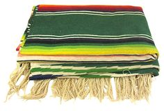 1950s Mexican Serape by Ruby + George on @One Kings Lane Sold!